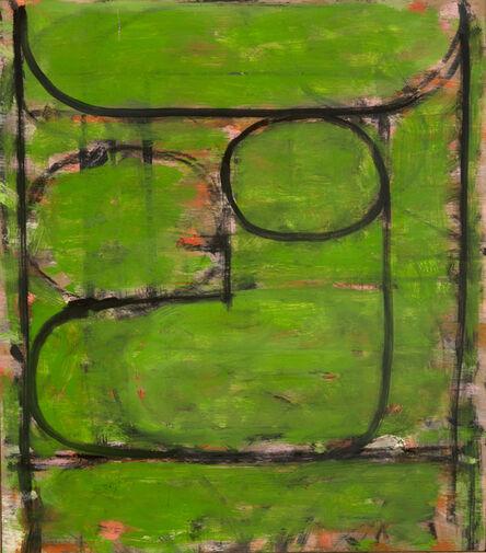 Robert C. Jones, 'Fat Green', 2015