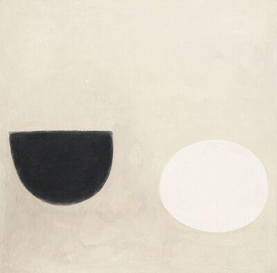 William Scott (1913-1989), 'To Contrast Color', 1972