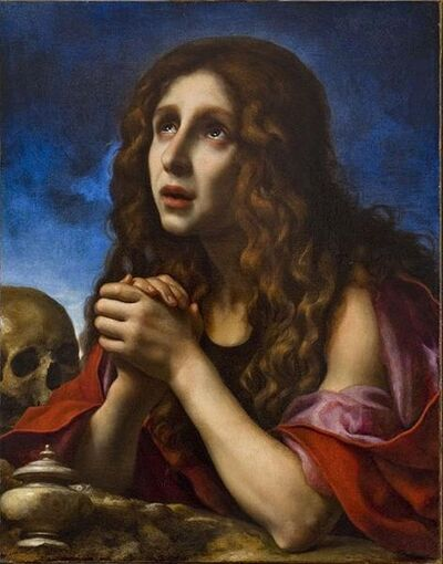 Carlo Dolci, 'The Penitent Magdalen', ca. 1670