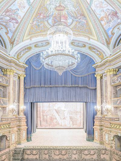 Patrizia Mussa, 'Teatro della Reggia di Caserta', 2019-2020