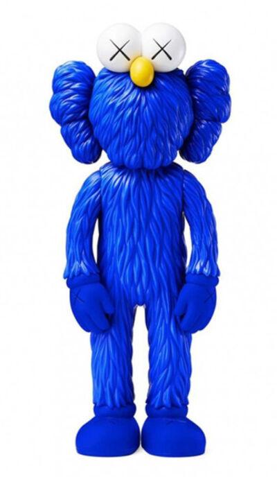 KAWS, 'BFF Vinyl Figure - Blue ', 2019