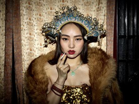 "Pieter Hugo, 'Zeng Mei Hui Zi, Beijing, 2015-16, from the series ""Flat Noodle Soup Talk""', 2015-2016"