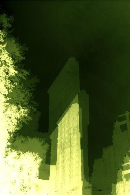 Erik Steffensen, 'Green Flatiron Building', 2015