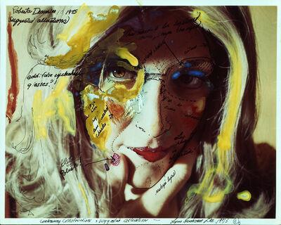 Lynn Hershman Leeson, 'Roberta Construction Chart ', 1975