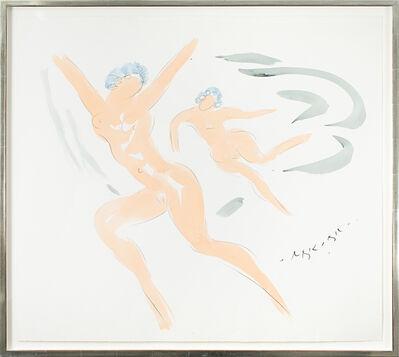 Reuben Nakian, 'Nymph and Cupid', 1982-1985