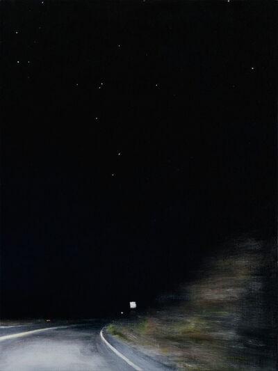 Linda Davidson, 'Night Road 3', 2015