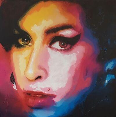Axe Colours, 'Amy Winehouse', 2017