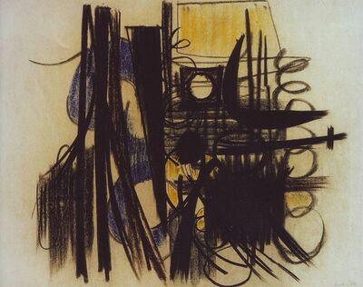 Hans Hartung, 'Pao-27', 1947