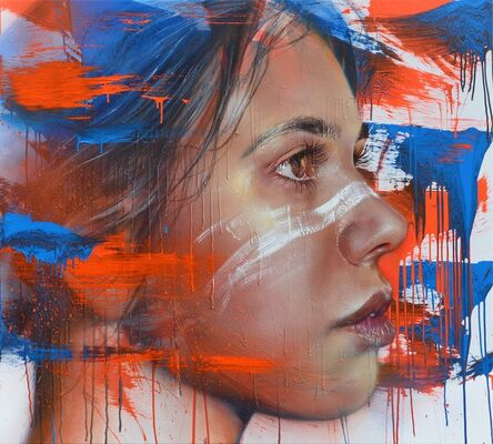 Adnate, 'Journeys to come', 2017