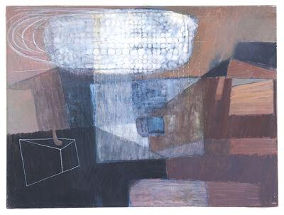 Usami Kuninori, 'Raincloud', 1980