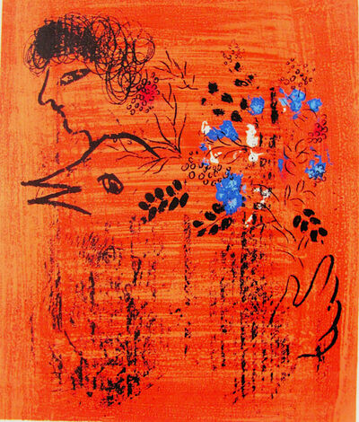 Marc Chagall, 'Untitled', 1960