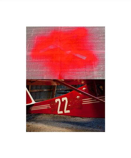 Jory Hull, 'Twin Infinitive 1166', 2012