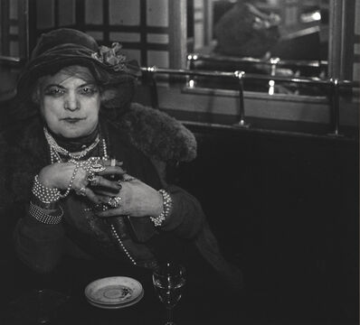 Brassaï, 'Madame Bijou', 1932