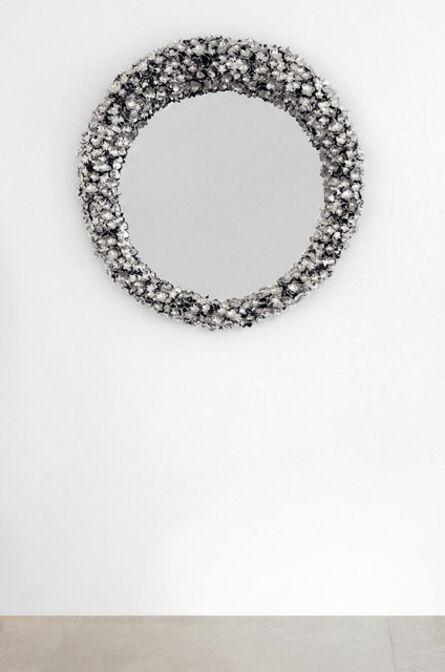 Barnaby Barford, 'Mirror 'Mirror Mirror' Platinum', 2013