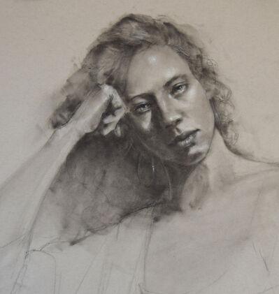 Alane Levinsohn, 'Pensive', 2017