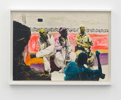 Sigmar Polke, 'Quetta', 1974