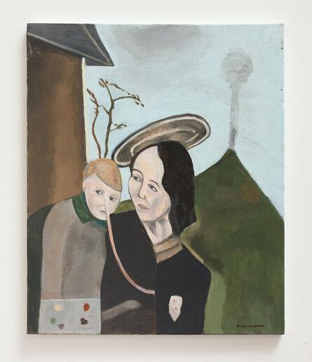 Bruno Knutman, 'Mor och son II / Mother and Son II', 2016