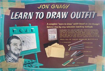 Tim Liddy, 'Circa 1950, Learn to Draw', 2016