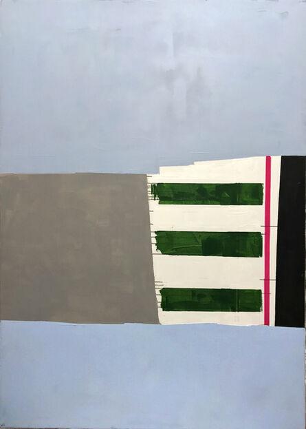 Oliver Gröne, 'Küstenlandschaft', 2020