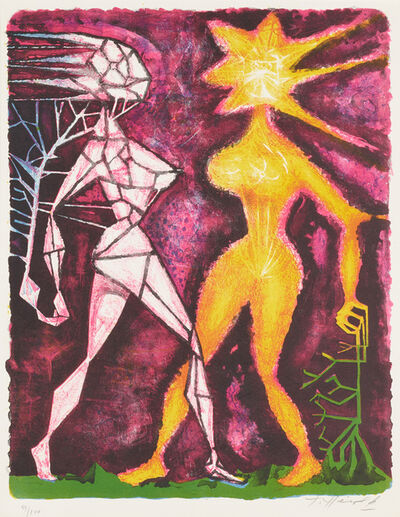 Jacques Herold, 'Personnages Surrealistes', 1947