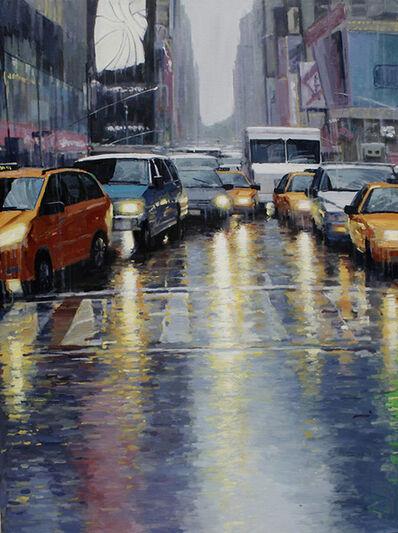 Han Hong Park, 'Rain-NY ', 2012