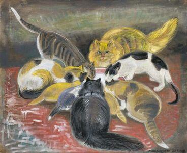 Marguerite Zorach, 'Morning Milk', ca. 1950
