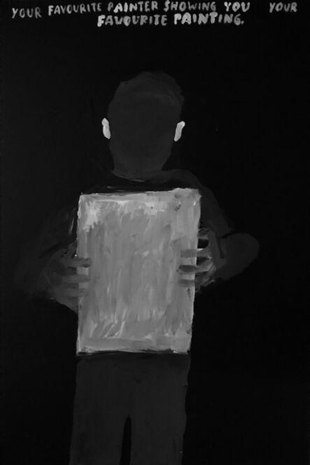 Alejandro Magallanes, 'Your favorite painter', 2018