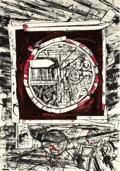 Robert S. Neuman, 'Pedazo del Mundo #5', 1962