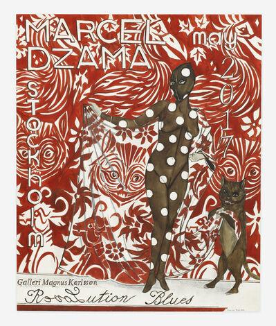 Marcel Dzama, 'Red Stockholm', 2017