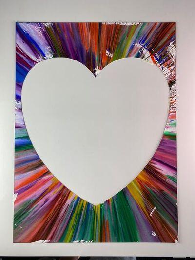 Damien Hirst, 'Heart spin ', 2009