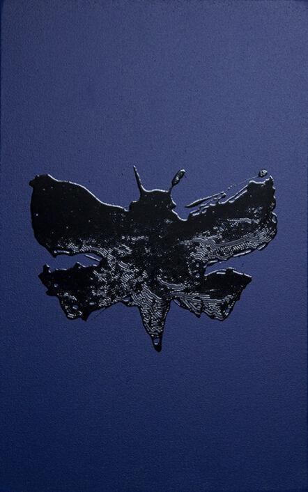 Raul Gabriel, 'ZOO #1 blue', 2013