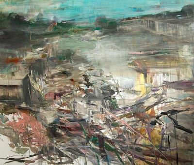 Edwige Fouvry, 'Maison et Branchages', 2013