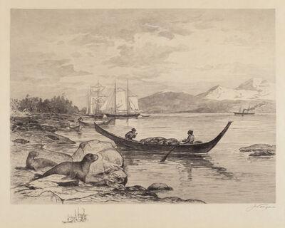 James Fagan, 'Alaska Seal Fisheries', ca. 1896-1900