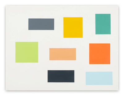 Tom McGlynn, 'Survey 1 (Abstract painting)', 2013