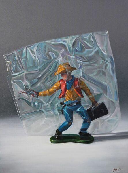 Brad Overton, 'In the Bag', 2015