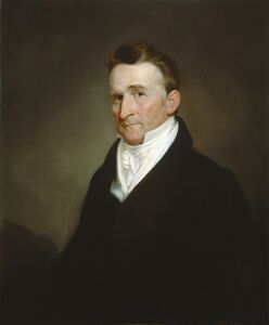 Samuel F. B. Morse, 'Eliphalet Terry', ca. 1824