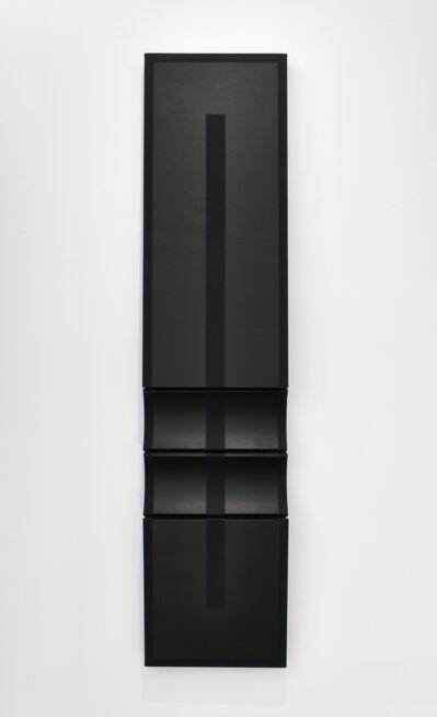 Robert William Moreland, 'Tall Black Rectangle', 2020