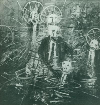 John Alexander, 'The Baptism', 1985