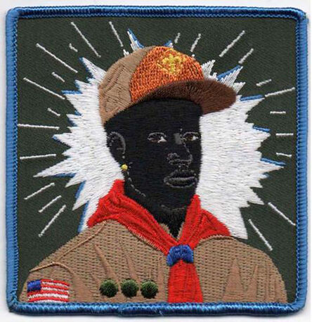 Kerry James Marshall, 'Scout', 2017