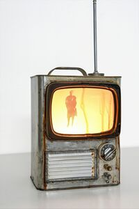 Edward Kienholz, 'The Opti-Can Royale', 1977