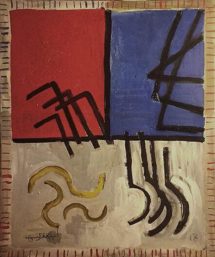 Gustavo Serra, 'Signs', 2017