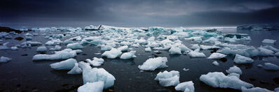 Sebastian Copeland, 'Ice Graveyard, Antartica', 2007