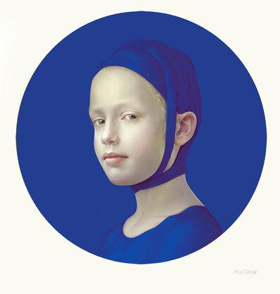 Salustiano, 'June (Dark Blue I)', 2019