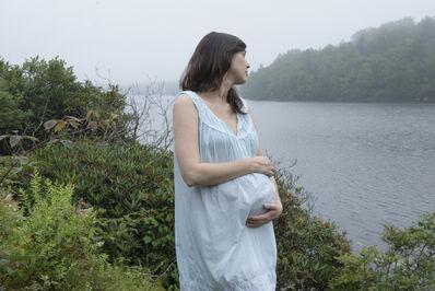 Jessica Todd Harper, 'Becky (lake)', 2013