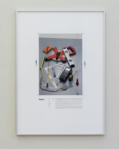 Annaïk Lou Pitteloud, 'Object Relations (part 2)', 2015