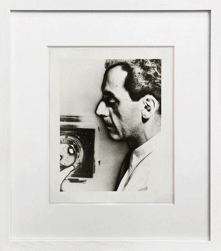 Man Ray, 'Selbstportrait', 1932/1992