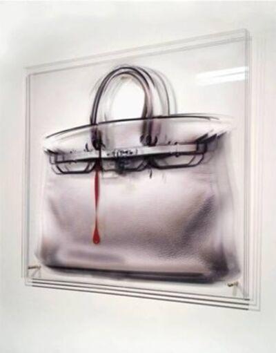 Yves Hayat, 'Bloody Bag', 2014