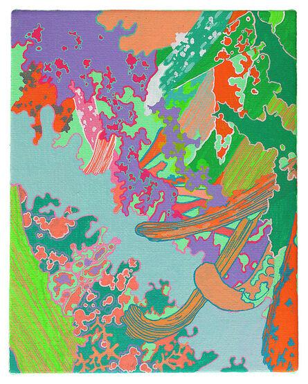 Zhou Fan 周范, 'Pollen No.29', 2018