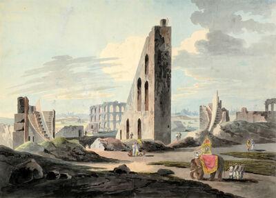 Henry Salt, 'The Observatory at Delhi No. 20'