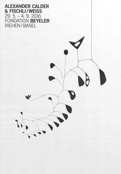 Alexander Calder, 'S-Shaped Vine', 2016